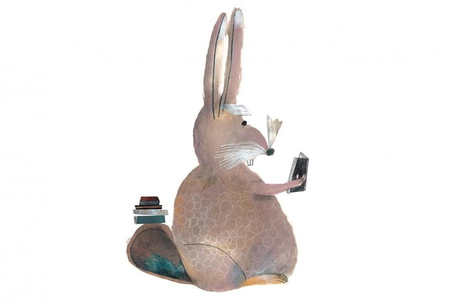 beatrice alemagna rabbit