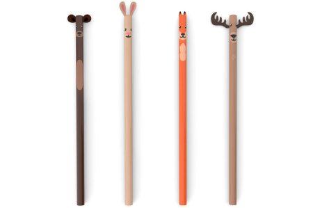 woodland pencils