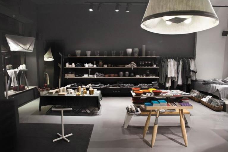 shop RIJA, Riga, Latvia, latvian design